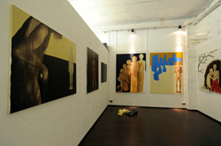 Vernissage Christian Leupold